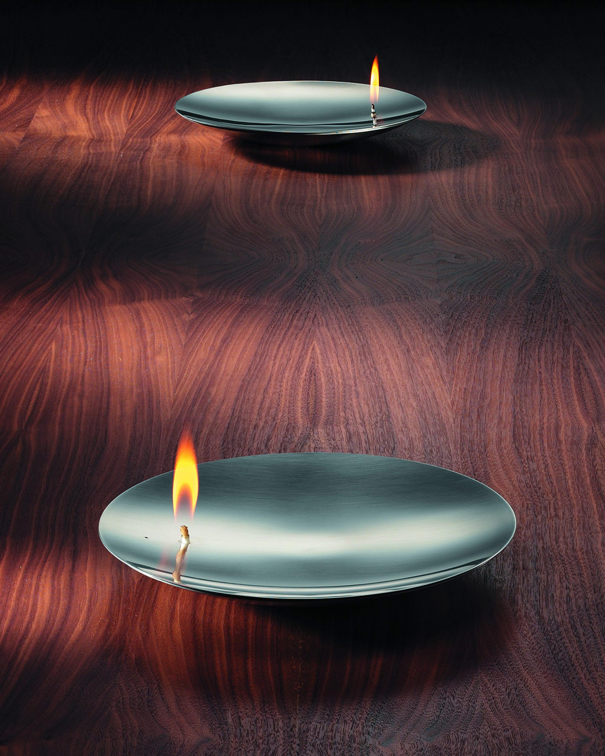 Mono Concave Flammschale Oil lamp 02
