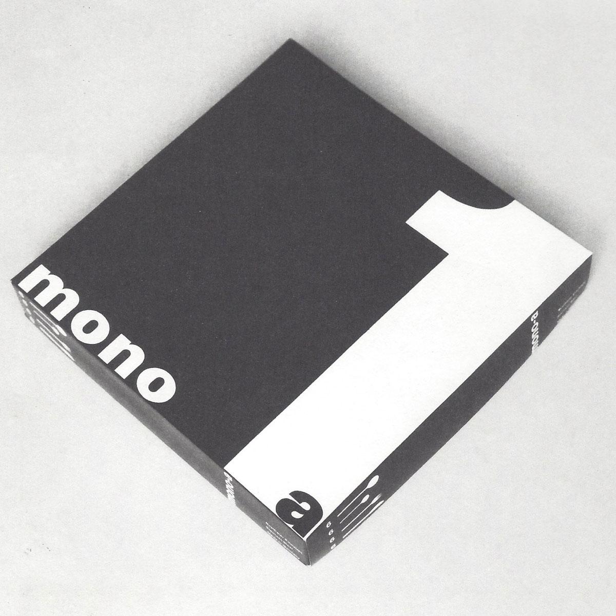 Mono Menue Geschichte