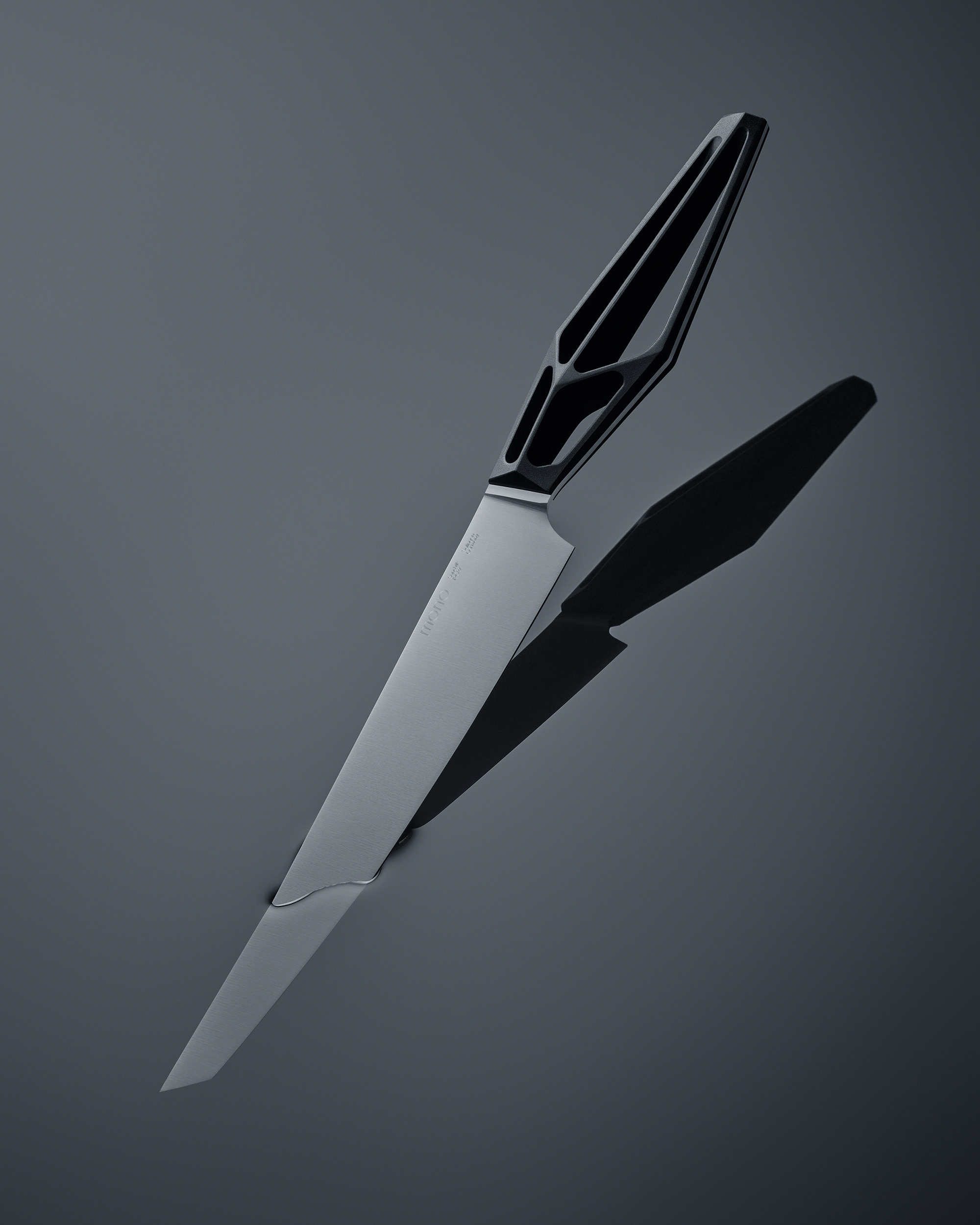 Mono SK59 Küchenmesser Cooking knife Credits Hawlin Services 03