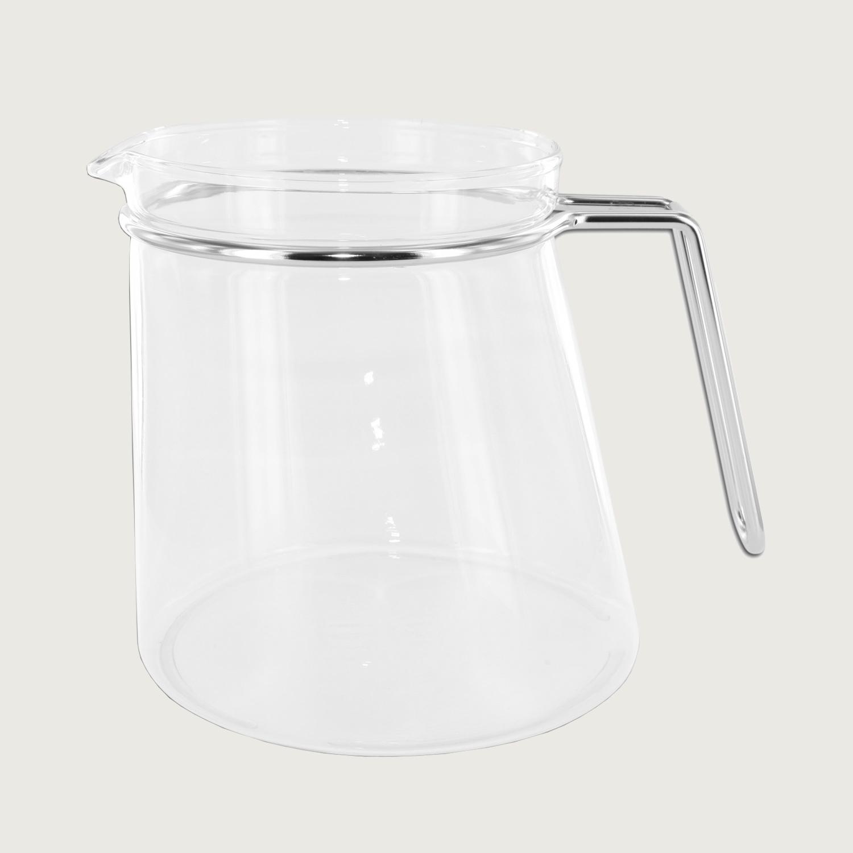 Mono Elllipse Teekanne, Ersatzglas 1,3 mit Griff